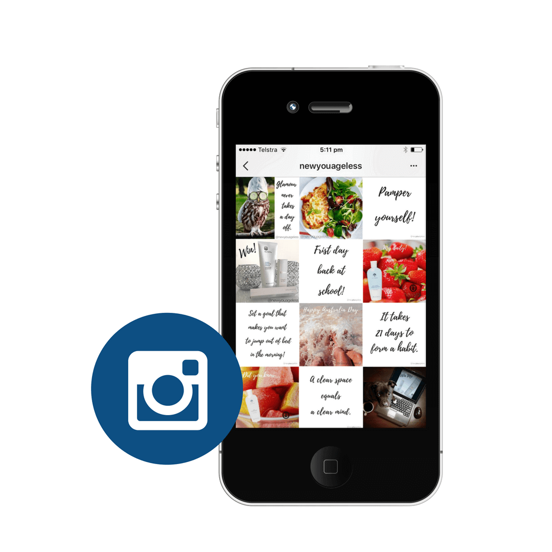 New You Instagram