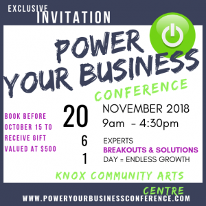Power Your Business Summit